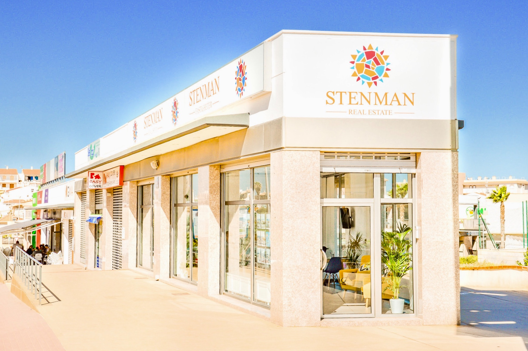 Stenman Office